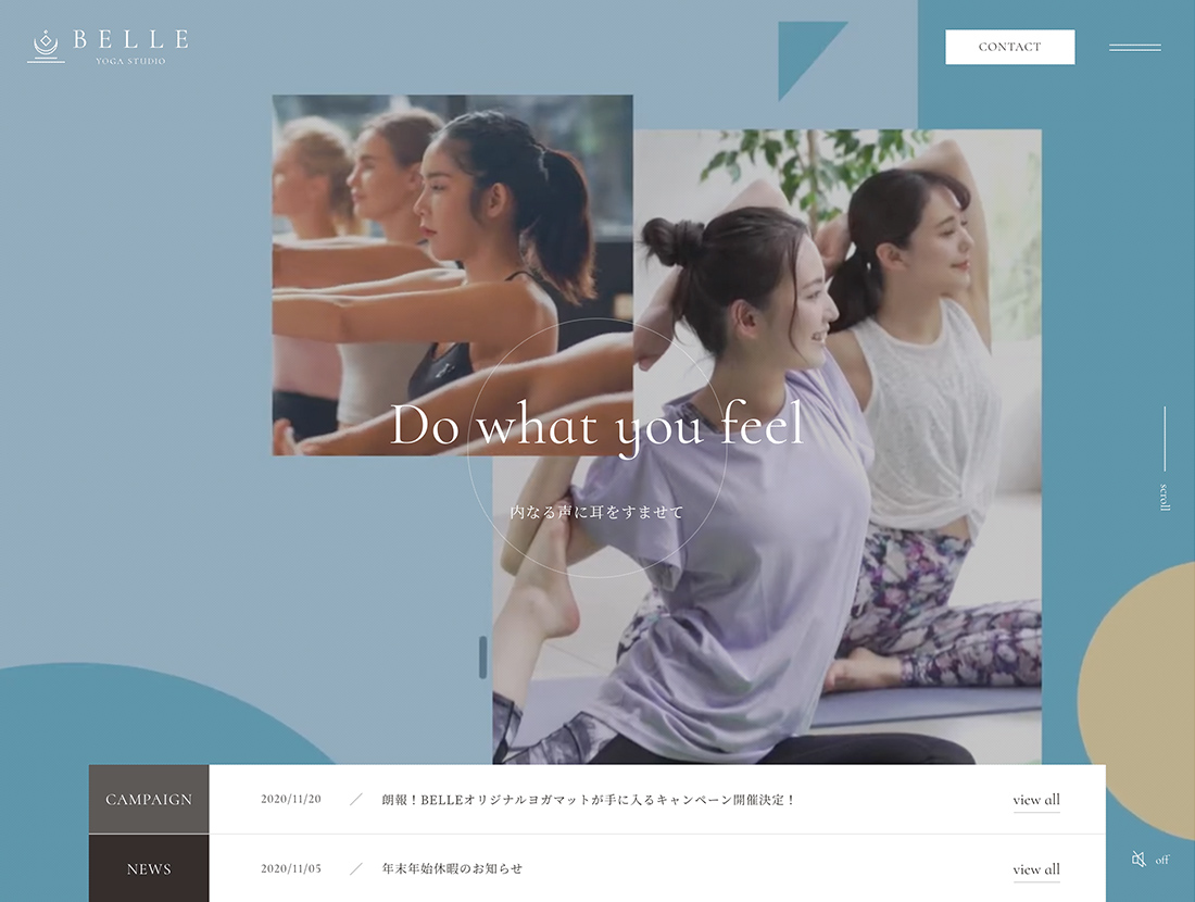 BELLE YOGA STUDIO